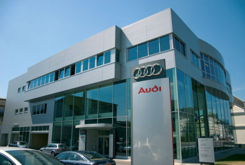Audi - Concession Automobile