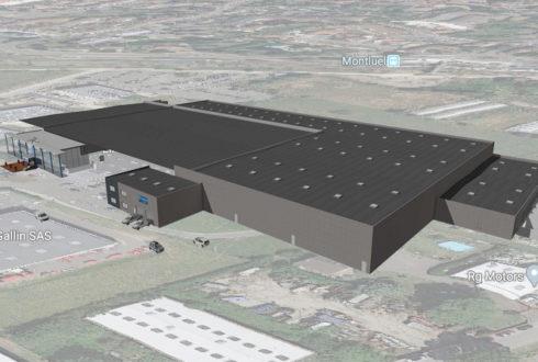 LINDAB – « Une usine d'envergure, partenaire ASTRON »
