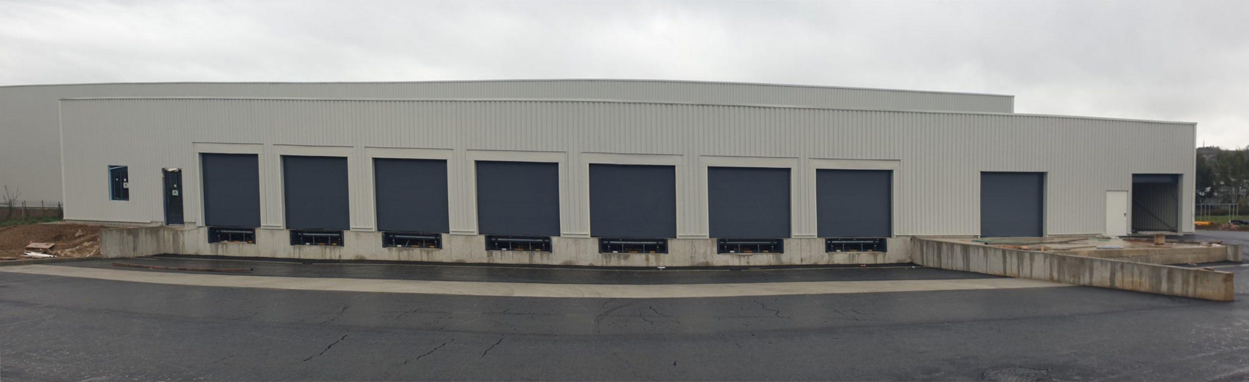 (travaux en cours) LINDAB – « 7000 m² : une usine d'envergure, partenaire ASTRON » gallery